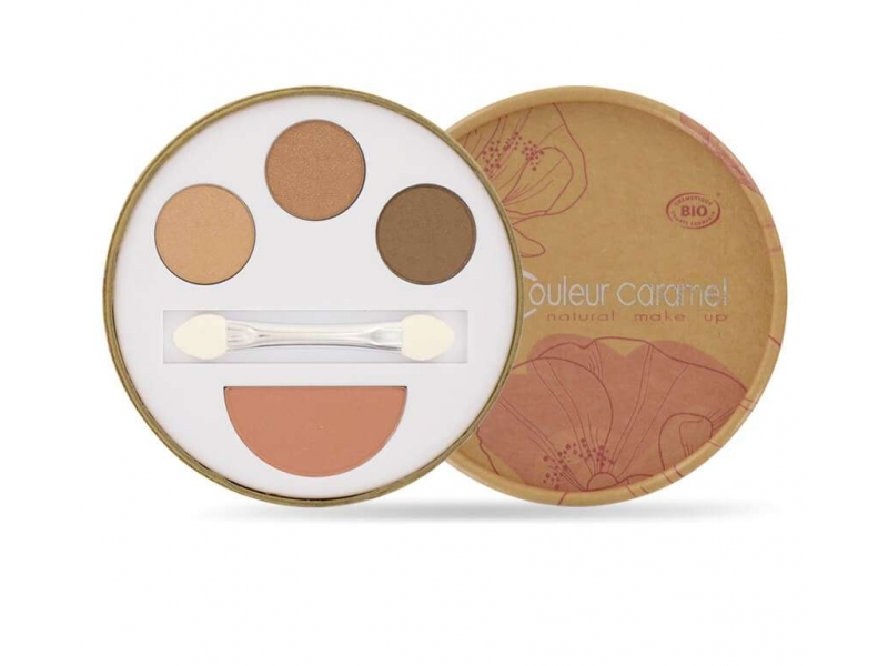 Kit Flash Make Up Bio Couleur Caramel