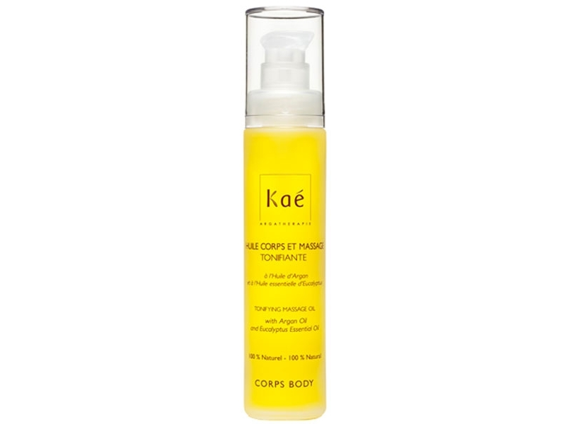 Huile Corps tonifiante BIO de KAE COSMETIQUE BelleauNaturel