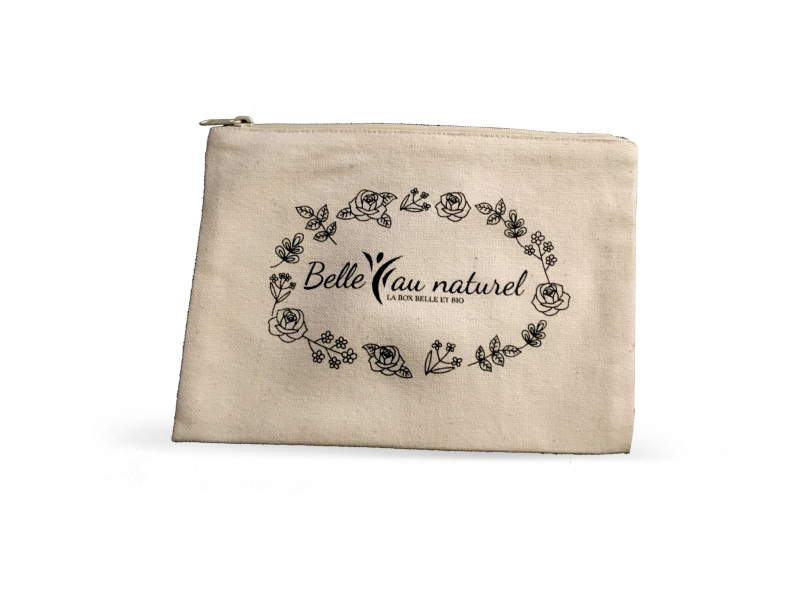Trousse beauté BelleauNaturel