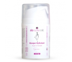 Masque Hydratant à l'acide hyaluronique Bio de BIO GLAM CHIC