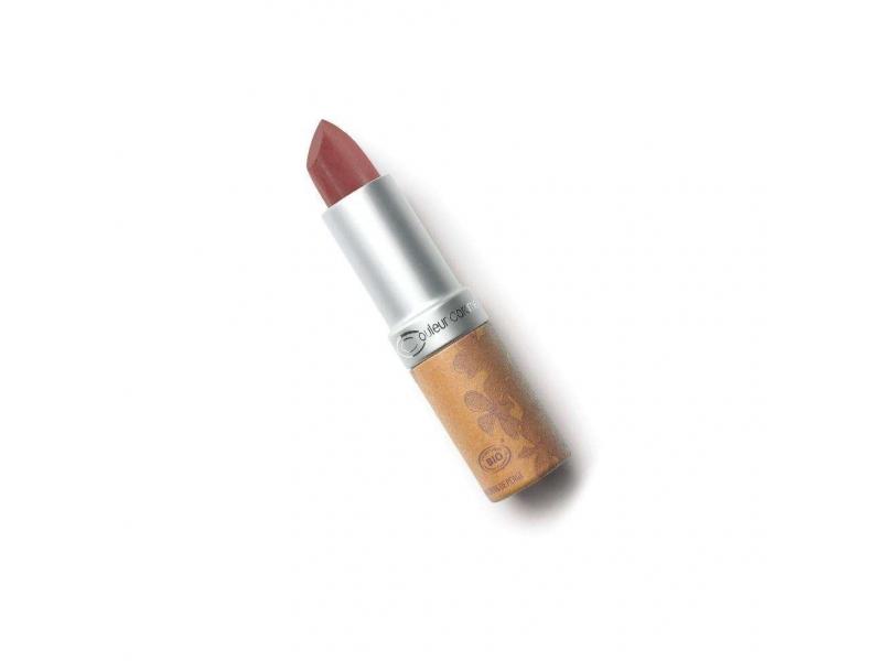Rouge lèvre mat bio 268 couleur caramel