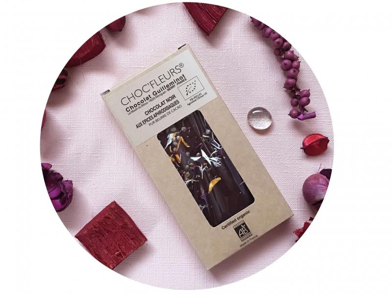 Chocolat aux épices Aphrodisiaques BIO