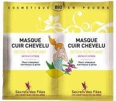 Masque Cuir chevelu BIO Secrets des féées